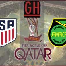 USA vs Jamaica - World Cup Qualifiers 2021-2022